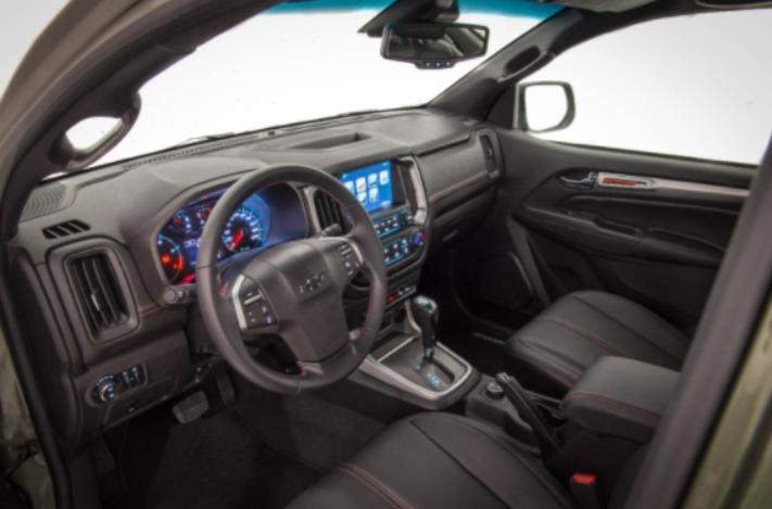 2019 Chevrolet Montana Interior
