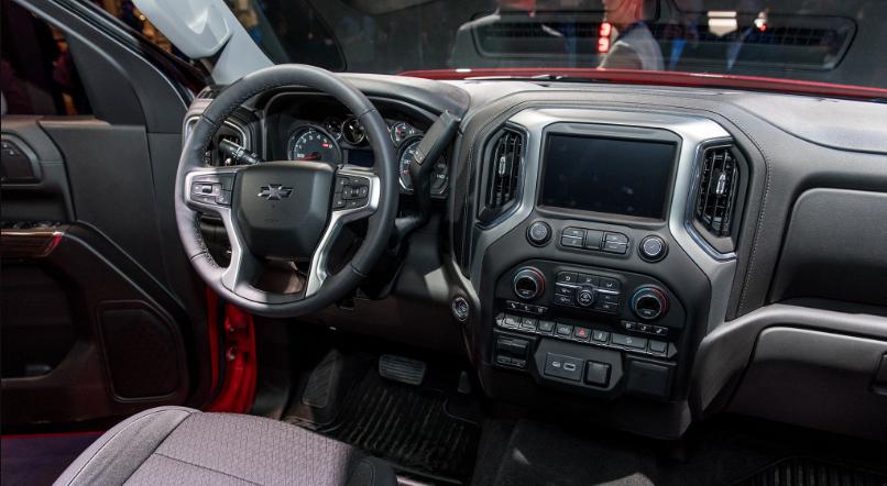 2019 Chevrolet Trailboss Interior