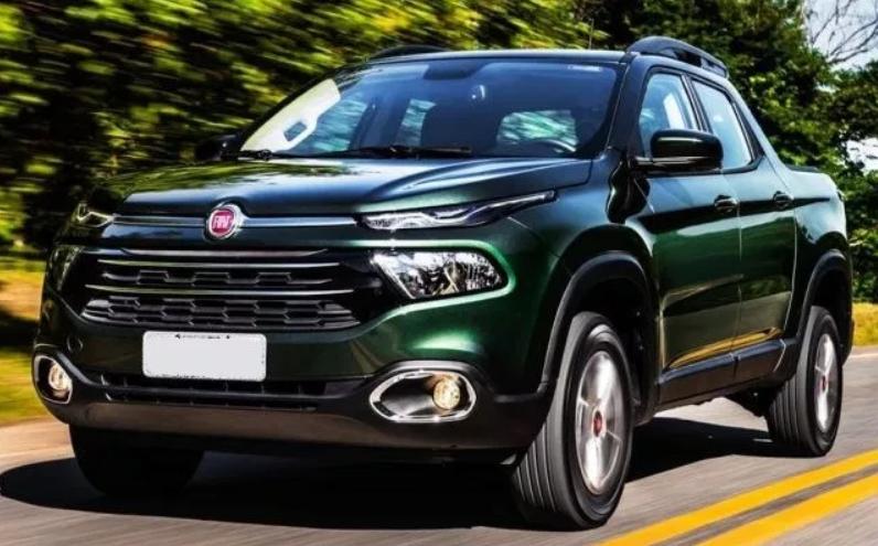 2019 Fiat Toro Exterior