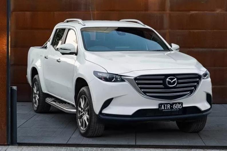 2019 Mazda BT-50 Exterior