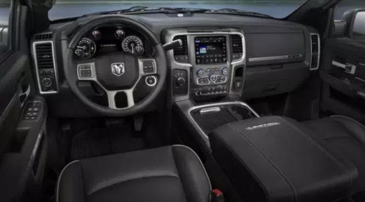 2020 Dodge RAM 3500 Interior