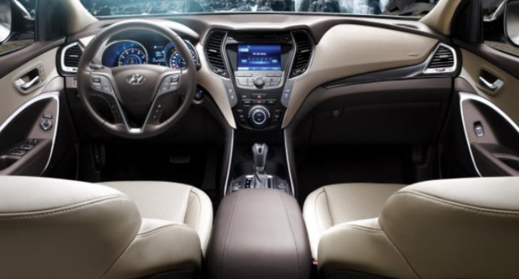 2020 Hyundai Santa Cruz Interior