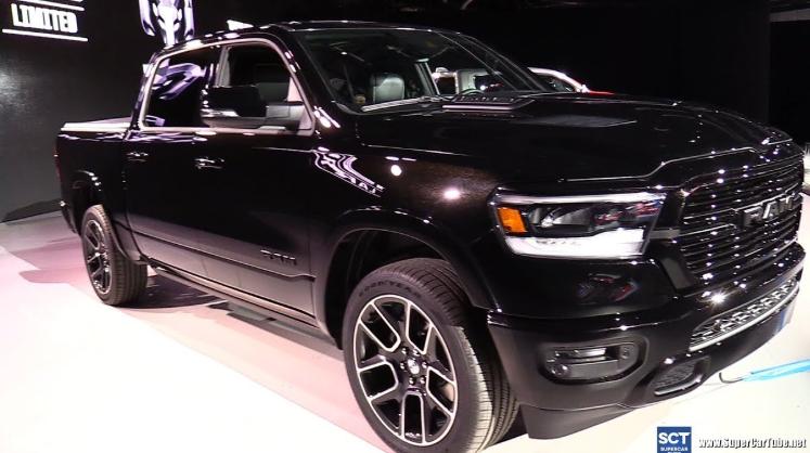 2019 Dodge Ram 1500 Exterior