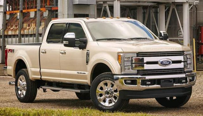 2019 Ford F-250 King Ranch Exterior