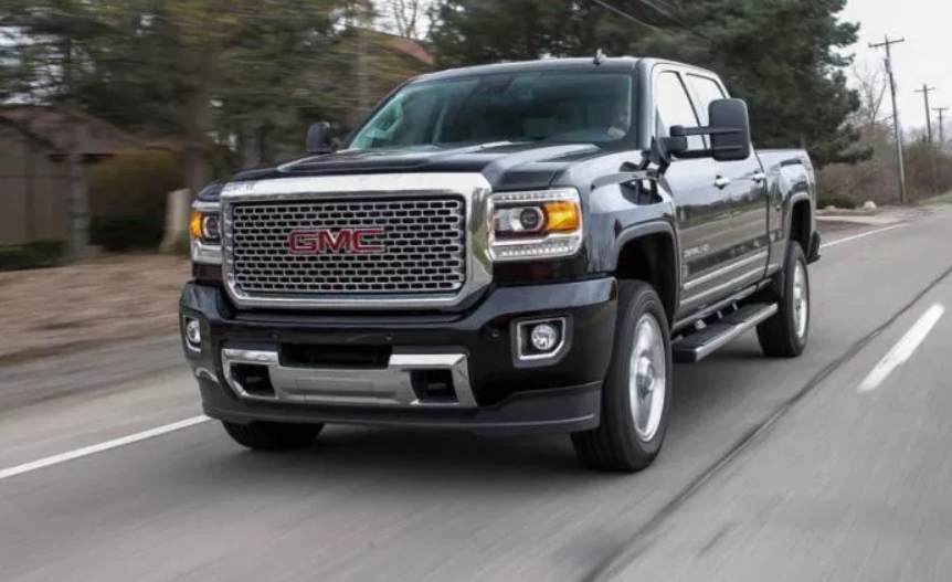 2019 GMC Canyon Exterior