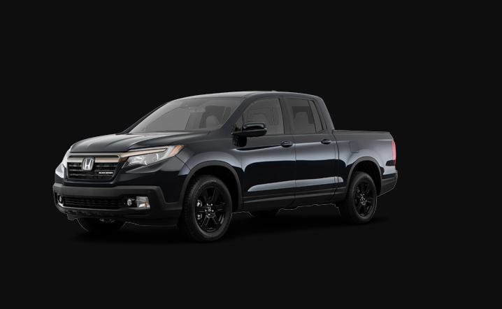 2019 Honda Ridgeline Black Edition Exterior