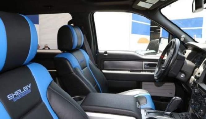 2019 Shelby Baja 700 Interior