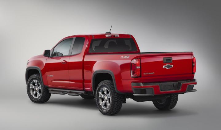 2020 Chevrolet Colorado Exterior
