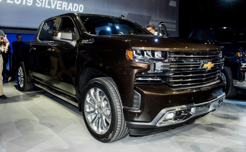 2020 Chevrolet Silverado 2500 HD Exterior