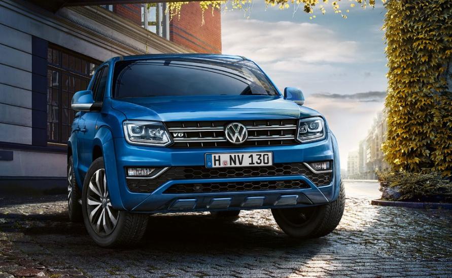 2020 VW Amarok Exterior