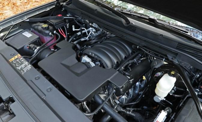 2019 GMC Sierra 2500 Engine