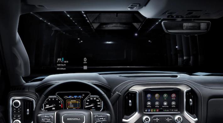 2019 GMC Sierra Denali 1500 Interior