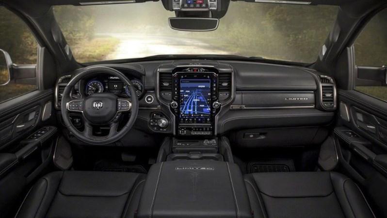 2019 GMC Sierra Hybrid Interior
