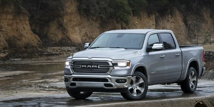 2019 Ram 1500 Laramie Limited Exterior