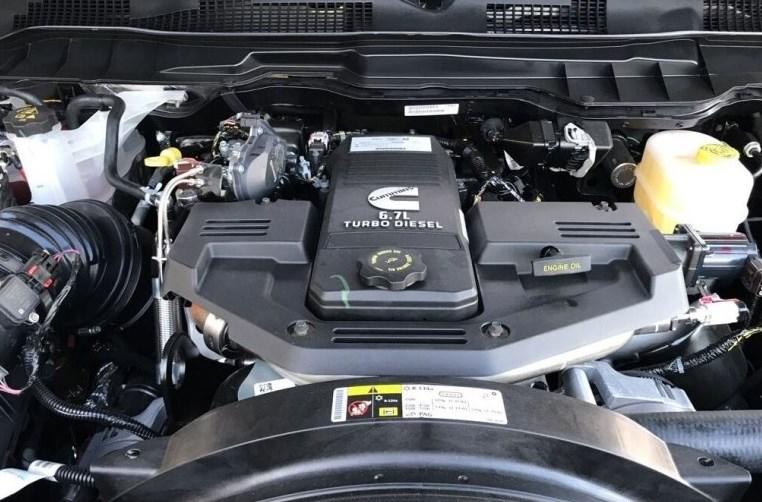 2019 Ram 2500 Engine
