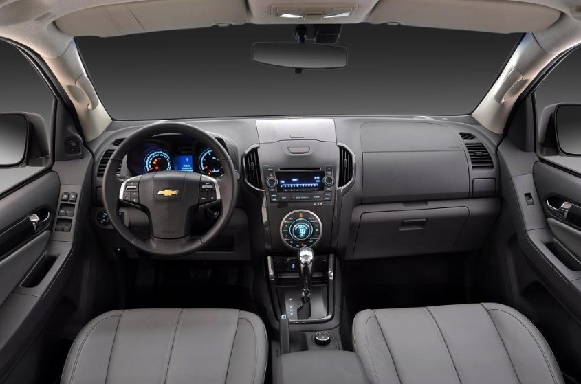 2020 Chevrolet Colorado S-10 Interior