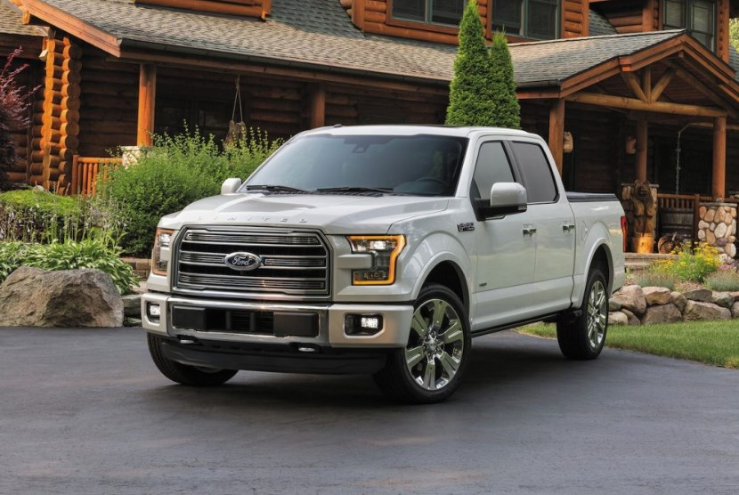 2020 Ford F-150 Exterior