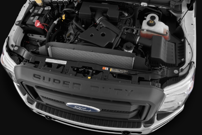 2020 Ford F-250 King Ranch Engine