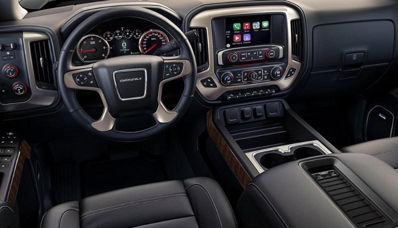 2020 GMC Sierra 2500 Interior