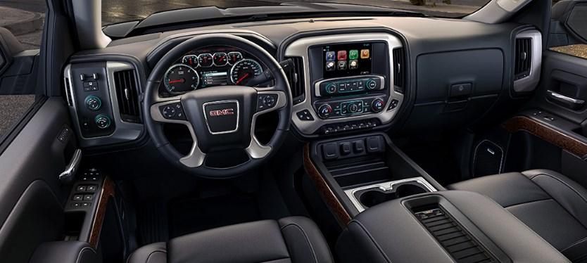 2020 GMC Sierra Hybrid Interior