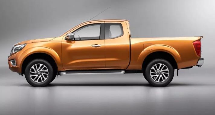 2020 Nissan Frontier Diesel Exterior