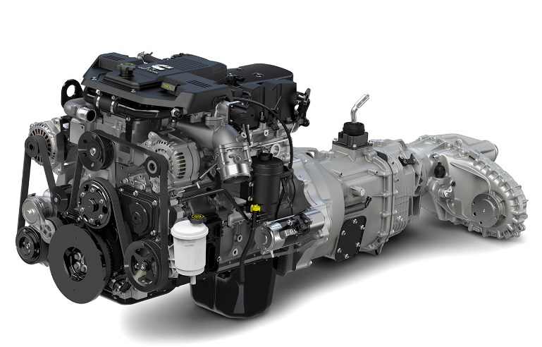 2020 Ram 2500 Engine