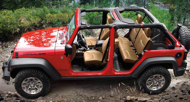 2021 Jeep Wrangler Exterior
