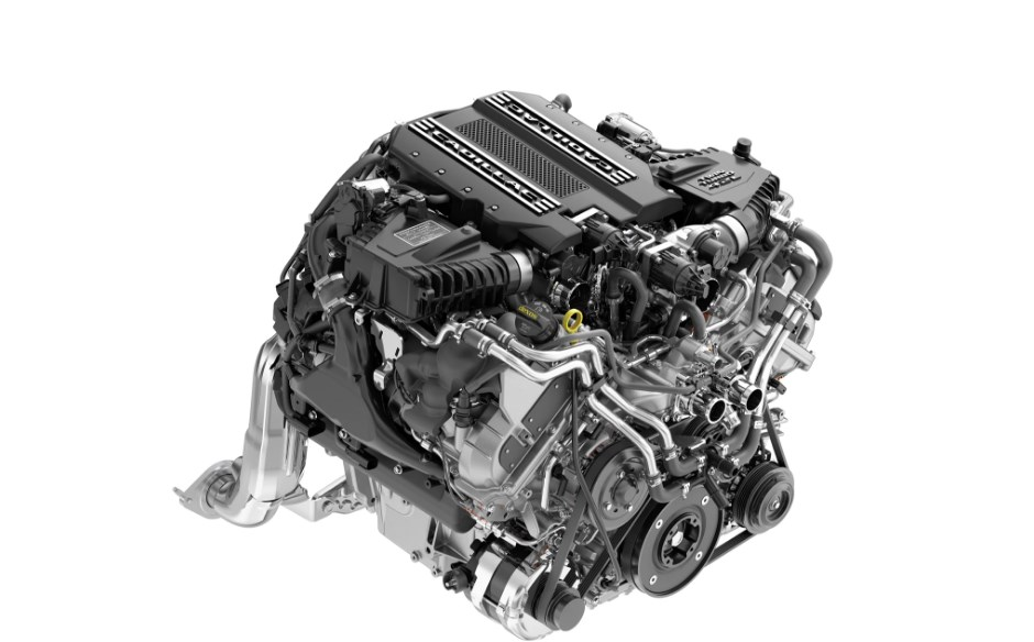 2019 Cadillac Escalade EXT Engine