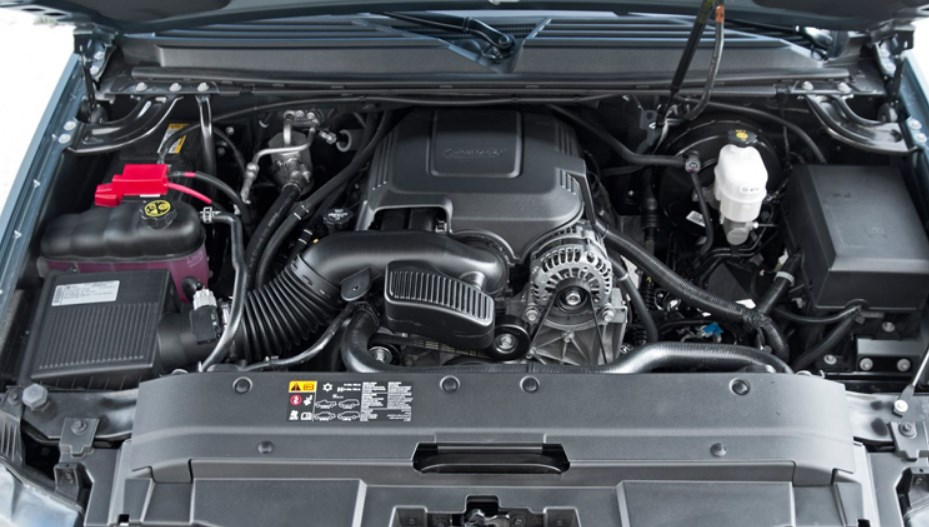 2019 Chevrolet Avalanche Engine