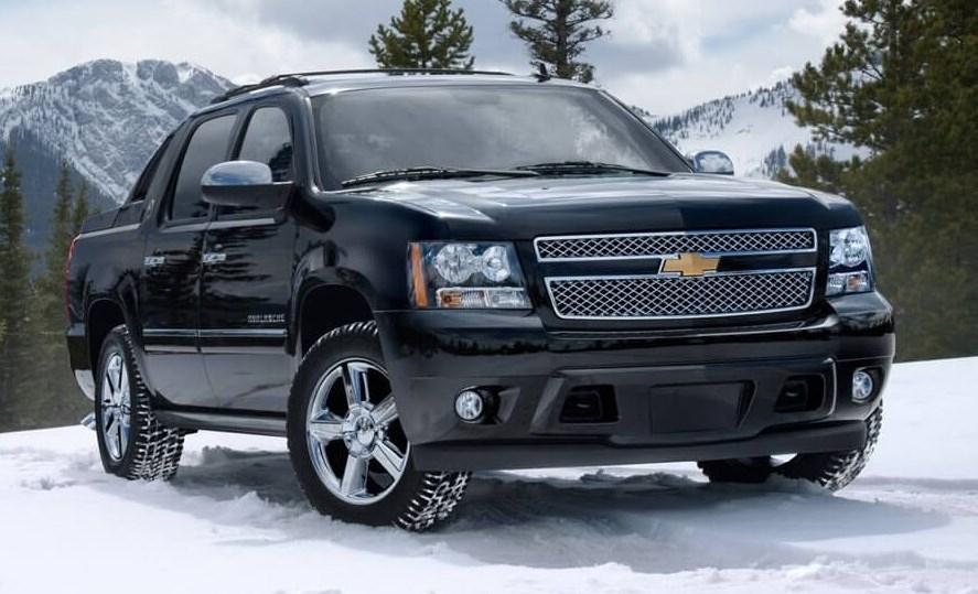 2019 Chevrolet Avalanche Exterior