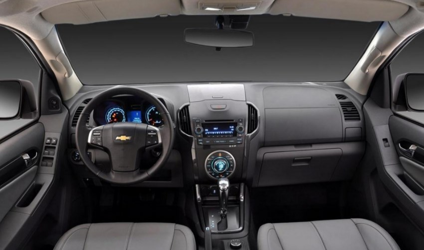 2019 Chevrolet Colorado S-10 Interior