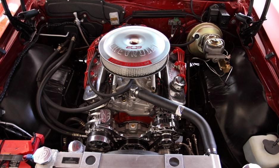 2019 Chevrolet El Camino Engine