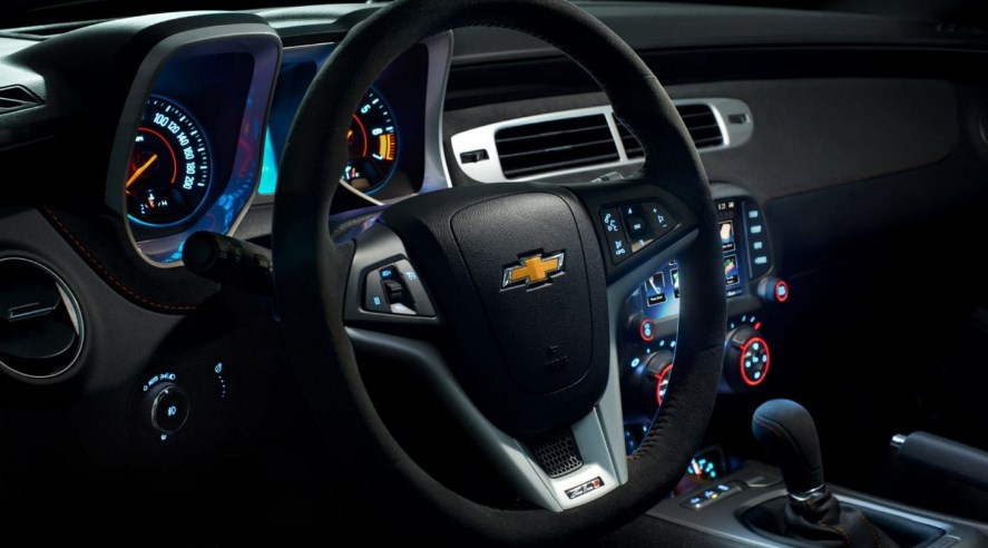 2019 Chevrolet El Camino Interior