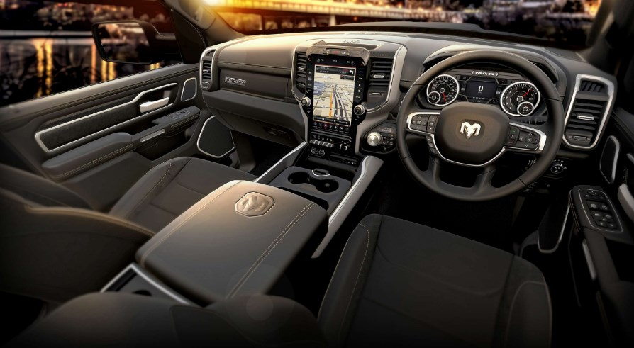 2019 Dodge Rampage Interior