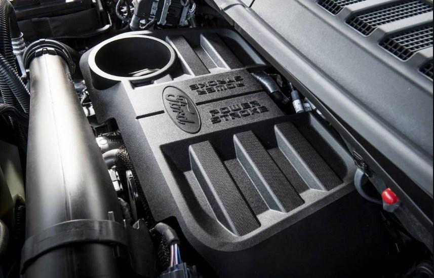 2019 Ford F-150 Engine