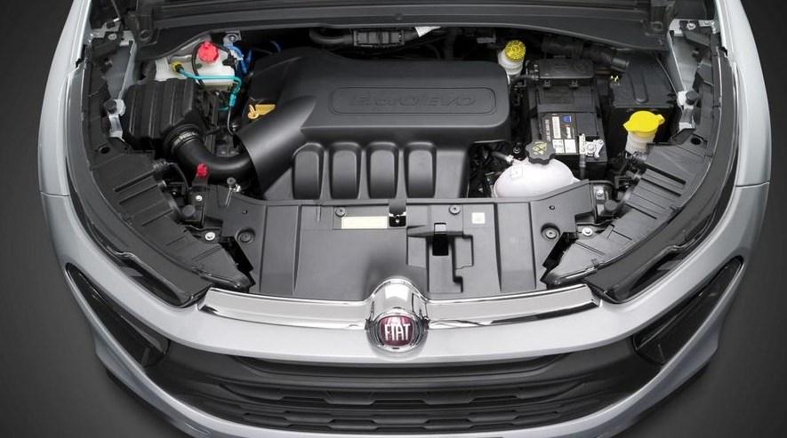 2019 Fiat Toro Engine