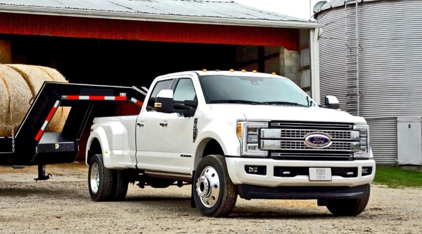 2019 Ford F-350 Exterior