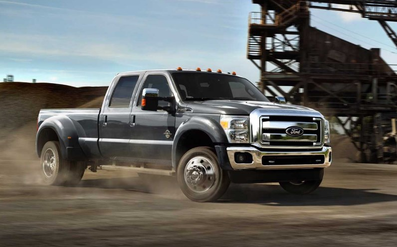 2019 Ford F-550 Exterior