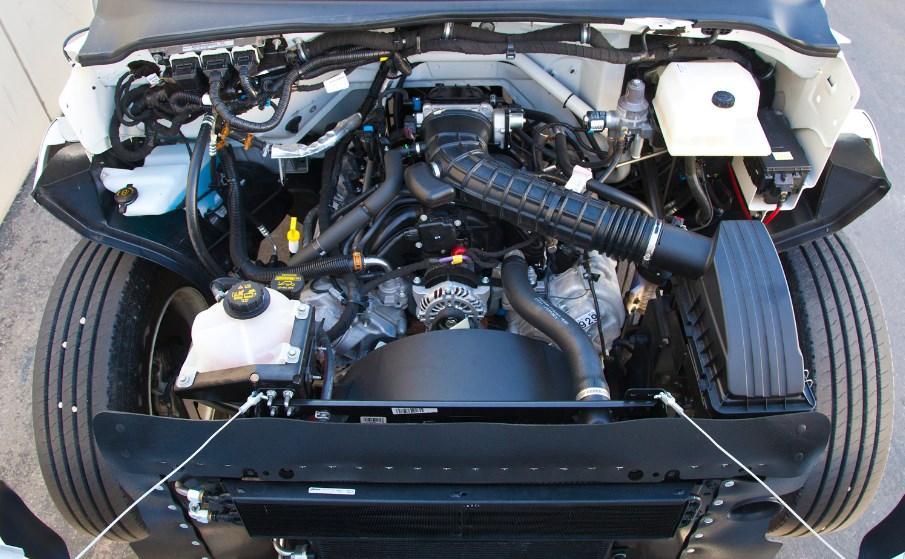 2019 Ford F-650 Engine