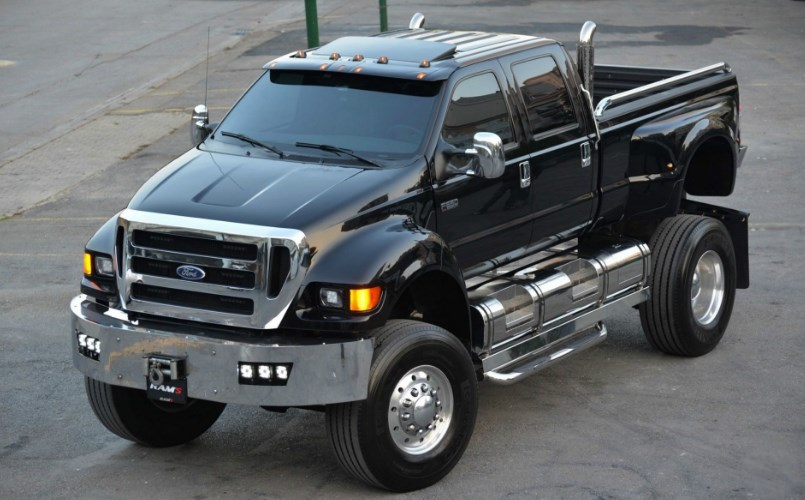 2019 Ford F-650 Exterior