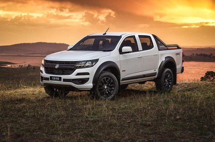 2019 Holden Colorado Exterior