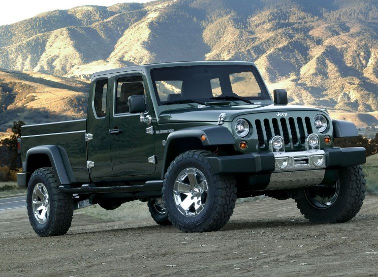 2019 Jeep Gladiator Exterior
