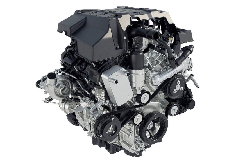 2019 Lincoln Mark LT Engine