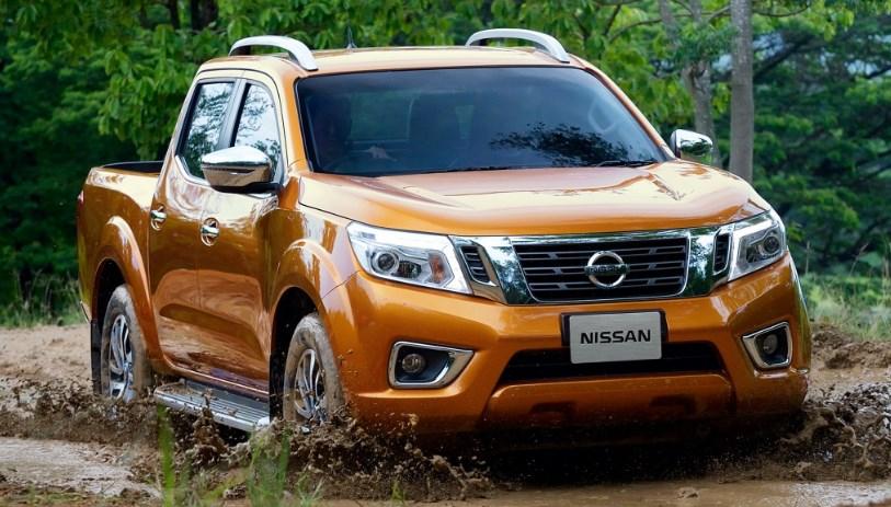 2019 Nissan Navara Exterior