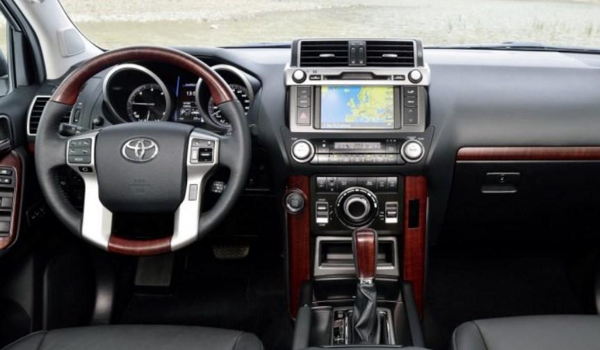 2019 Toyota Land Cruiser 79 Interior