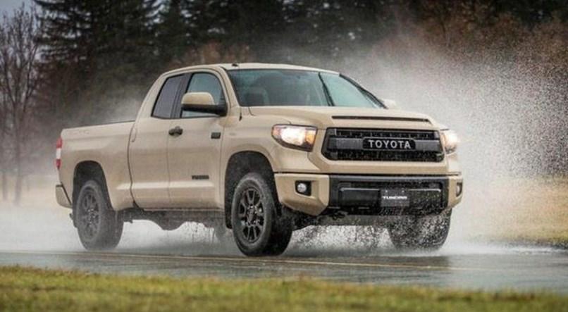 2019 Toyota Tundra Exterior