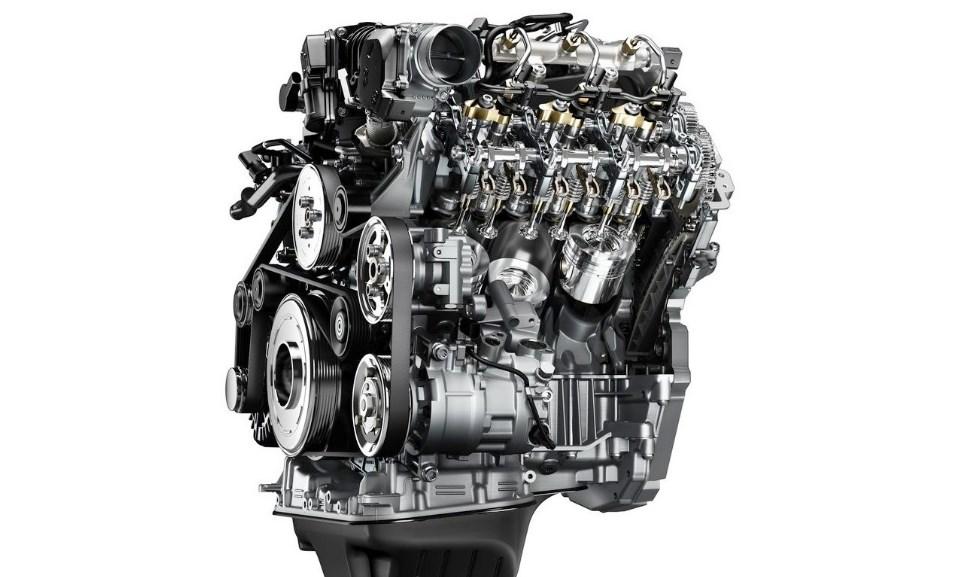 2019 Volkswagen Amarok Engine