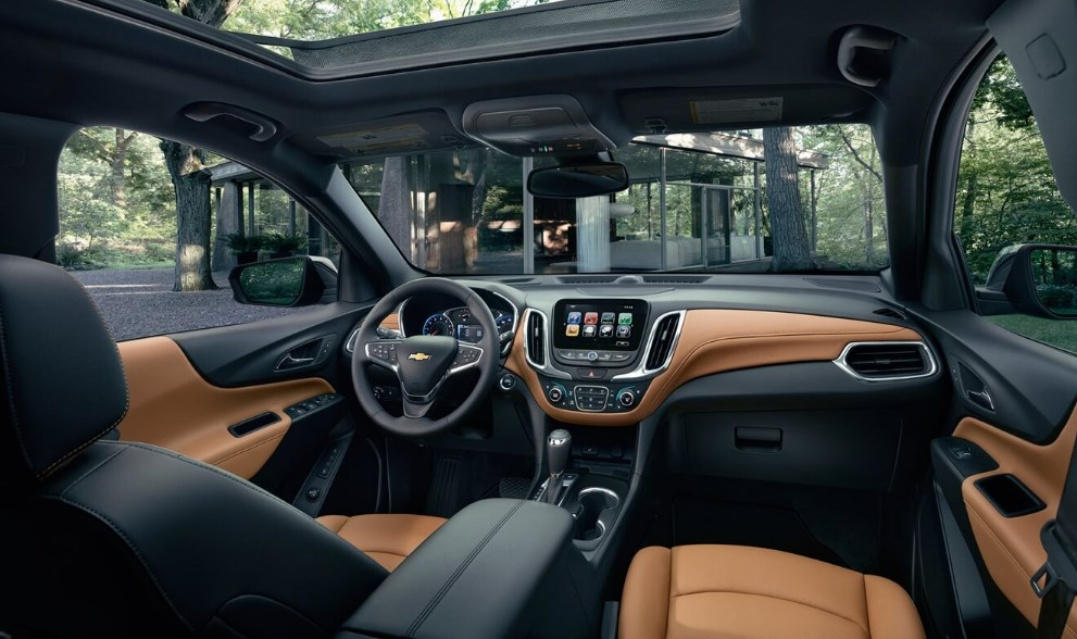 2020 Chevrolet Avalanche Interior