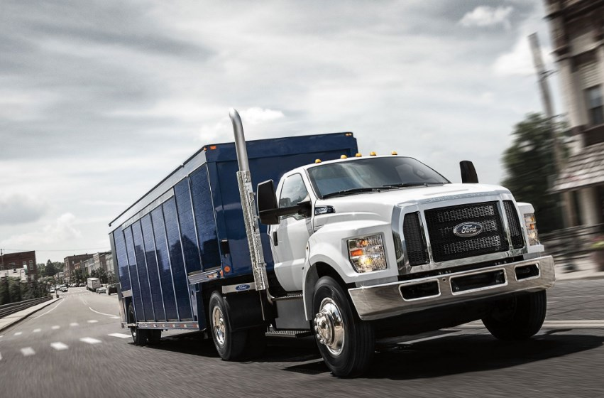 2020 Ford F-750 Exterior