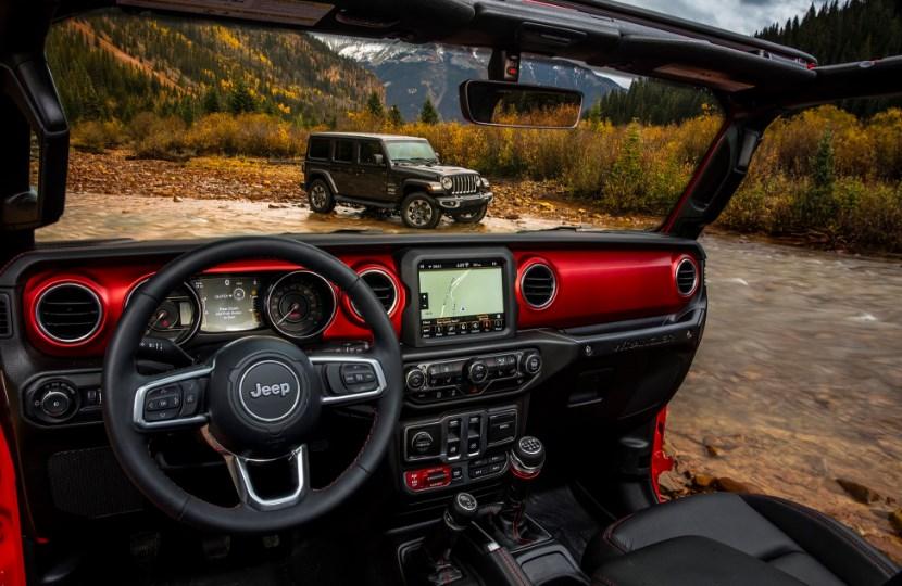 2020 Jeep CJ-8 Interior